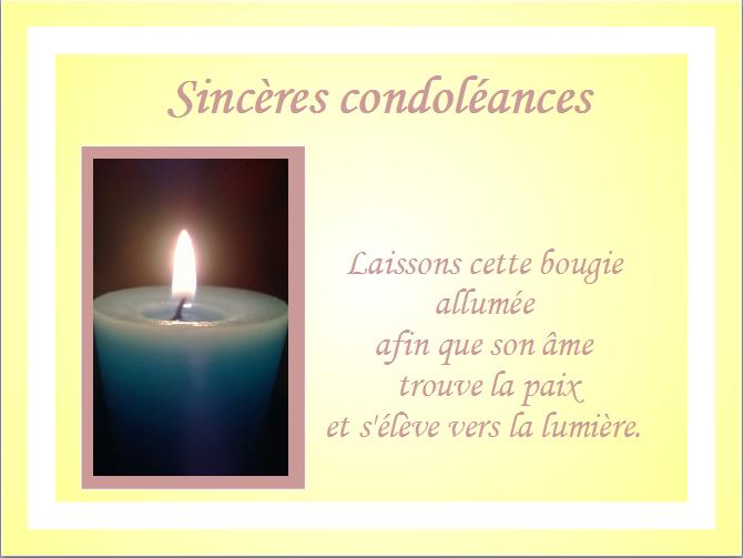 """Résultat de recherche d'images pour """"Bougies de condoléances"""""""